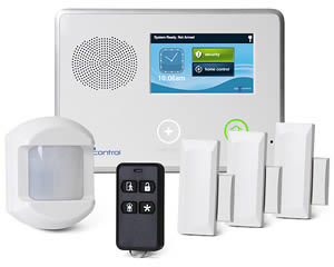 Home Security Products dallas tx