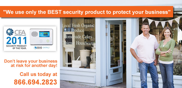 business security alarm systems