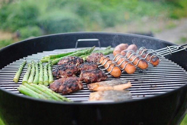 Grilling Tips & Summer Safety |ProtectUs Security | Home Security Systems in Dallas, Texas