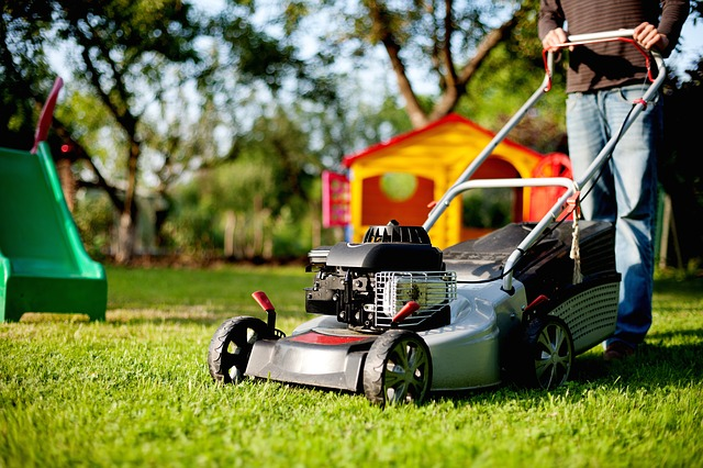 Lawn Mowing Safety